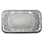 1 oz Easter Silver Bar (w/Box & Capsule)