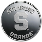 1 oz Syracuse University Silver Round .999 Fine