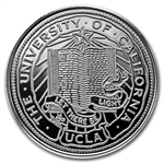 1 oz University of California Los Angeles Silver Round .999 Fine