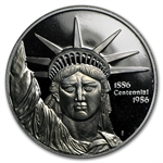 1 oz Engelhard Liberty Trade Platinum Round .9995 Pure