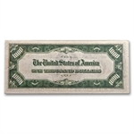 1934 $1000 Federal Reserve Notes Very Fine