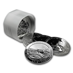2012 5 oz Silver ATB - Chaco Culture National Park, NM