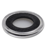 Air-Tite Holder w/ Black Gasket - 16 mm (10 Count)