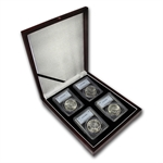 1922-1925 Peace Silver Dollar Date Set - 4 Coins - MS-63 PCGS