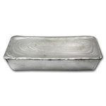100 oz Golden Analytical Silver Bar .999 Fine
