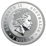 2012 1 oz Silver Australian Koala with Berlin Privy