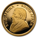 1999 1/10 Oz Proof Gold South African Krugerrand