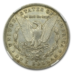 1888-O Morgan Dollar - AU-50 NGC (VAM-17 Oval O) Top-100