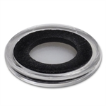 Air-Tite Holder w/ Black Gasket - 20 mm (10 Count)