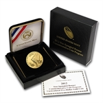 2012-W Star Spangled Banner - $5 Gold Commemorative - BU