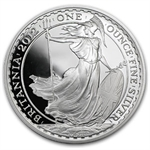2012 1 oz Silver Britannia - Proof (Limited Edition Presentation)