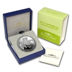 2011 10 Euro Silver Proof UNESCO - Palace of Versailles