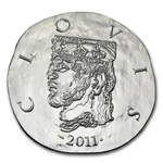 2011 10 Euro Silver Proof Legendary Collection - Clovis
