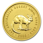2006 1/20 oz Australian Gold Nugget