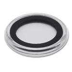 Air-Tite Holder w/ Black Gasket - 25 mm (10 Count)