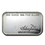 1 oz RENO Silver Bar .999 Fine