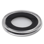 Air-Tite Holder w/ Black Gasket - 26 mm (10 Count)