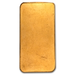10 oz Engelhard Gold Bar (Tall, Maple / Smooth, Sealed)