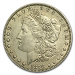 1878 Morgan Dollar -7 TF Rev of 78 - XF VAM-171 Tripled R Top-100