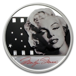 2012 1 oz Proof Silver Marilyn Monroe