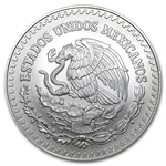 2012 1/2 oz Silver Libertad - Brilliant Uncirculated