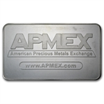 10 oz APMEX Silver Bar (Original Design) .999 Fine