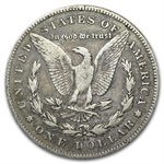 1878-CC Morgan Dollar - Very Fine Details - Graffiti