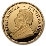 2002 1/4 oz Proof Gold South African Krugerrand