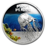2011 1 oz Proof Silver Box Jellyfish NGC PF-70 UCAM