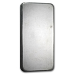 10 oz Johnson Matthey Silver Bar .999 Fine