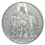 2012 10 Euro Silver Hercules (Face Value Coins)