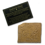 Cook Islands 2012 Gold & Silver $20 Nefertiti Premium Edition