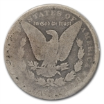 1892-CC Morgan Dollar Fair-2 PCGS Low Ball Registry Coin