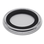 Air-Tite Holder w/ Black Gasket - 37 mm (10 count)