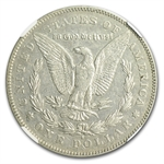 1878-S Morgan Dollar - VF-35 NGC VAM-27 Long Nock Top-100