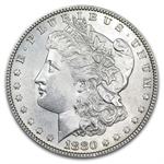 1880/79-O Morgan Dollar Brilliant Uncirculated VAM-4 Top-100