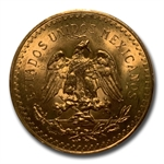 Mexico 1930 50 Peso Gold MS-64 PCGS