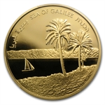 2012 Israel Sea of Galilee 1/2 oz Gold PR-69 DCAM PCGS