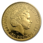 1999 1/2 oz Proof Gold Britannia PR-69 DCAM