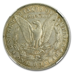 1880 Morgan Dollar - XF-40 NGC VAM-7 8 over 7 Crossbar Overdate
