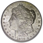 1879-CC Morgan Dollar - MS-62+ PCGS - Clear CC