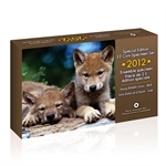 2012 Royal Canadian Mint Special Edition Specimen Set - Wolf Cubs