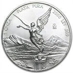 2000 1 oz Silver Mexican Libertad (Brilliant Uncirculated)
