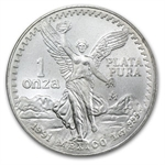 1991 1 oz Silver Mexican Libertad (Brilliant Uncirculated)