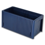 Empty Pamp Certified Bar Plastic Storage Box (Used) - Large