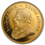 1977 1 oz Gold South African Krugerrand NGC PF-68 UCAM