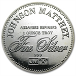 1 oz Johnson Matthey (Sealed-Right to Privacy) Silver Round