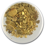 Sacramento Assayer Hoard California Gold Dust 1.5 Grams PCGS