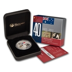 2012 1 oz Silver 40 Years of Friendship- China & Australia