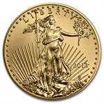 2013 1/2 oz Gold American Eagle - Brilliant Uncirculated